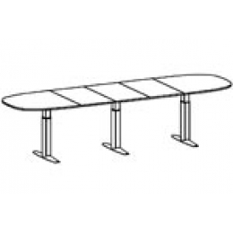 ConSet 501-23 - Bureaus en Tafels