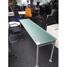 Glazen sidetable - Bureaus en Tafels