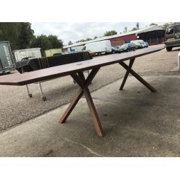 Houten vergadertafel - Bureaus en Tafels